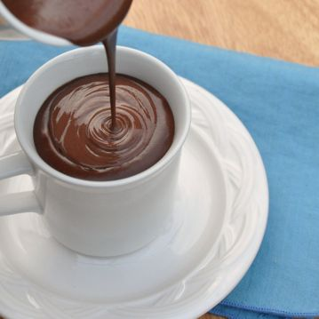Progelcone Thick Hot Chocolate 4x1kg