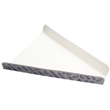Pala Pizza Triangular 190x25mm 1200 uds
