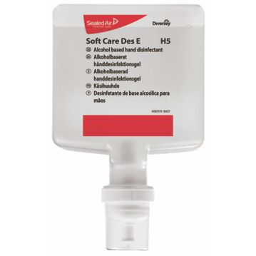 Desinfectante a base de alcohol Soft Care DES e H5 Intellicare 1,3L